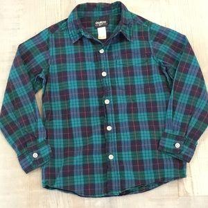 Oshkosh B'Gosh dress shirt. Sz 6